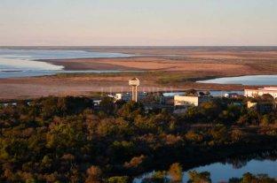 Durante el siglo XX el río Paraná midió 11  veces por debajo del cero en Santa Fe