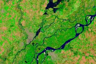 Antes y después: así luce Santa Fe en tiempos de crecida y bajante del Río Paraná