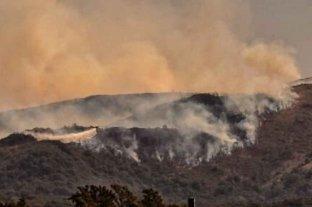 La Rioja, Tucumán, Córdoba y Jujuy registran incendios forestales activos