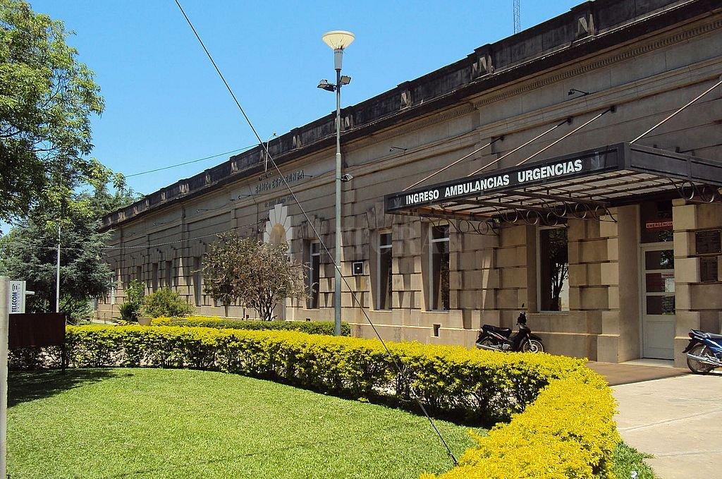 Hospital SAMCO de Esperanza Crédito: Archivo