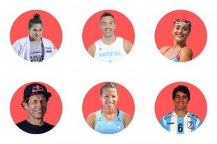En detalle: la delegación argentina para los Juegos Olímpicos