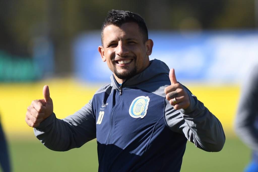 Vecchio vuelve a jugar luego de la lesión. Foto:Gentileza.