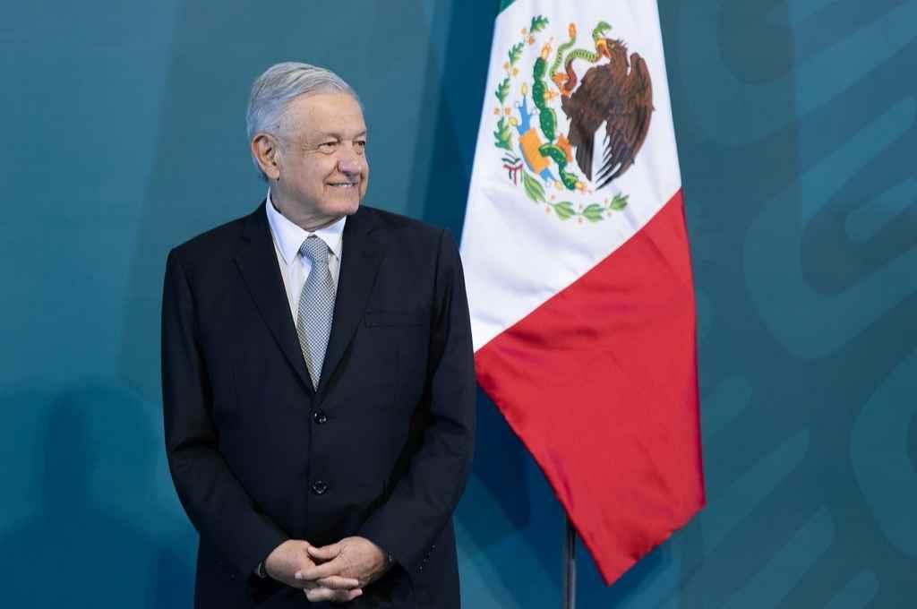 Andrés Manuel López Obrador, presidente de México. Han espiado a la esposa, a los hijos y hasta a su médico.   Crédito: Gentileza