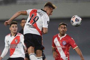 River y una visita de riesgo ante Argentinos Juniors por la Libertadores