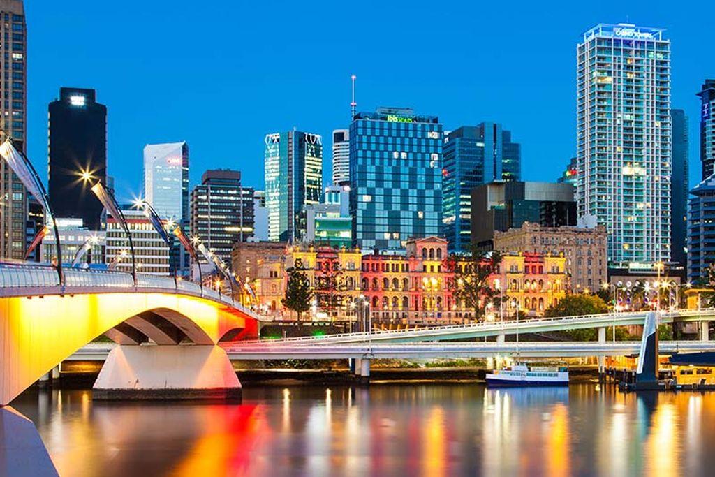 Brisbane, Australia. Crédito: Gentileza