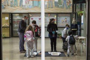 Cómo será la vuelta a las aulas en la provincia de Santa Fe
