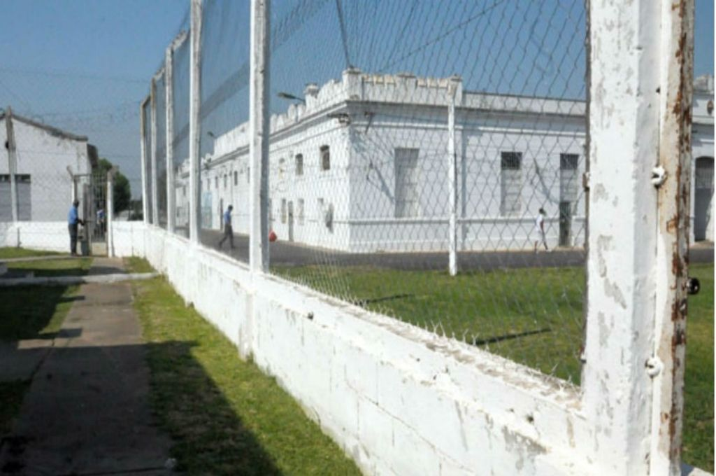 Unidad Penal N° 1 de Paraná donde cumplía prisión preventiva. Crédito: Gentileza