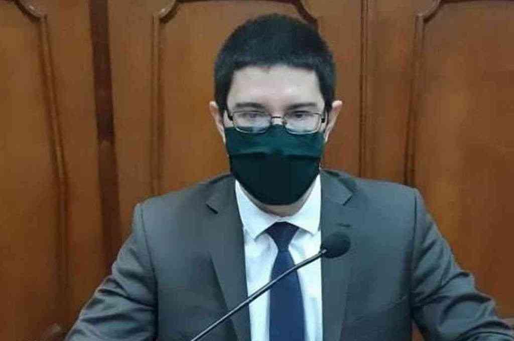 El fiscal Matías Broggi (foto) solicitó la prisión preventiva este martes, en una audiencia presidida por el juez Jorge Patrizi. Crédito: Prensa MPA