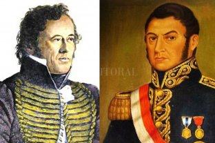 Las relaciones entre San Martín y Estanislao López