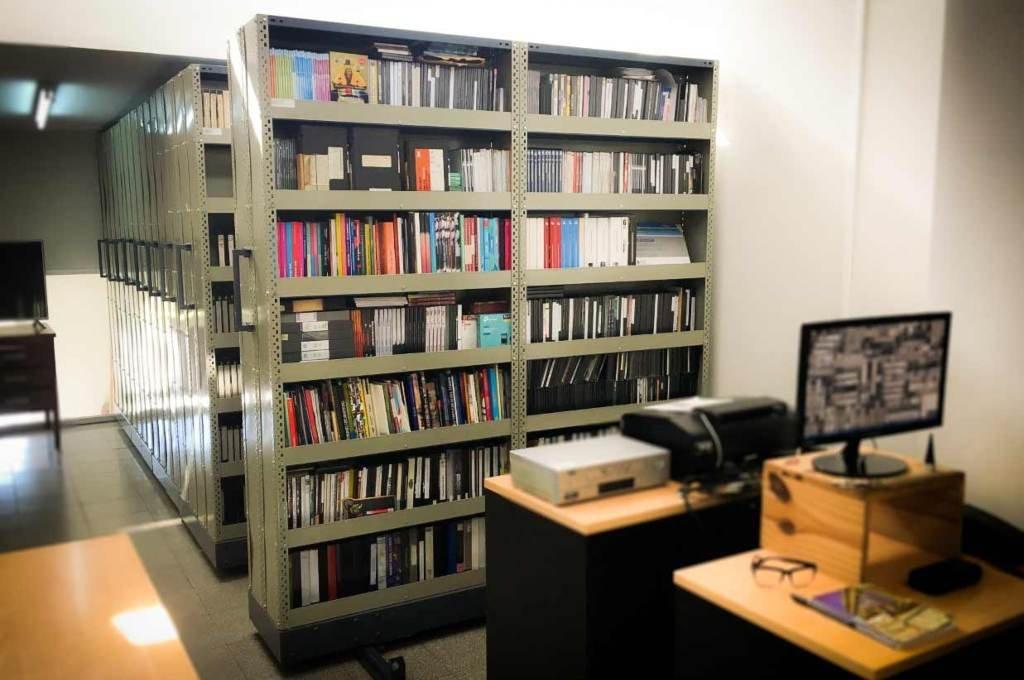 La cinemateca tiene más de 10.500 documentos audiovisuales atesorados en distintas colecciones. Foto:Gentileza.