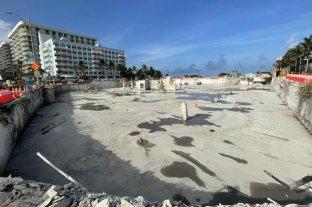 Miami: así se ve el emplazamiento de las Champlain Towers South tras el derrumbe