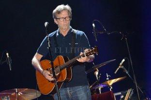 Eric Clapton no dará shows en sitios que exijan certificado de vacunación al público