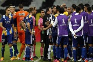 Mineiro volvió a acusar a Boca por los incidentes