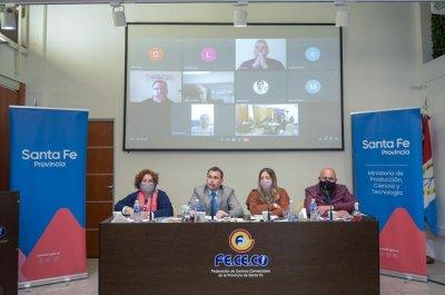 El comercio en una nueva Mesa de Diálogo provincial