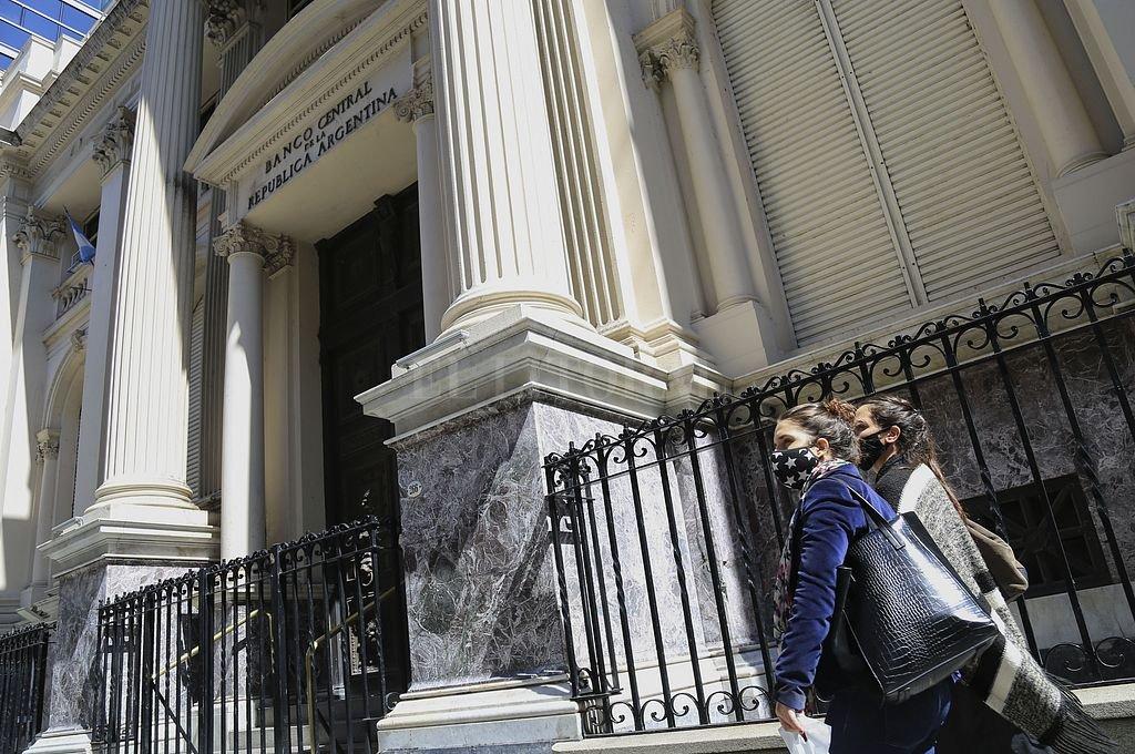 Banco Central de la República Argentina. Crédito: Archivo El Litoral