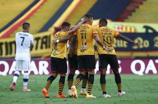 Vélez perdió con Barcelona de Ecuador y se despidió de la Copa Libertadores