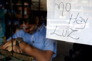 Una falla eléctrica dejó sin energía a ocho estados en Venezuela