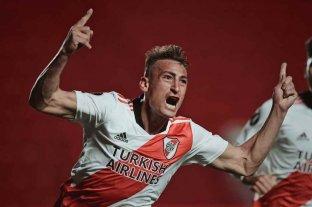 River dio vuelta la serie y venció a Argentinos Juniors en los octavos de final