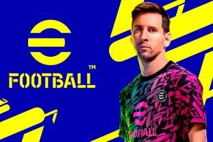 Videojuegos: el famoso PES se llamará eFootball y será gratis
