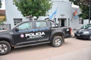 """""""Encerrona"""" a policías en  Santa Rosa de Lima -"""