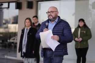 """Carlos Suárez: """"Vamos a trabajar junto a los afectados por la pandemia"""""""