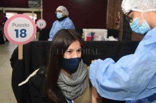 Se registra una falla en la web de Santa Fe Vacuna