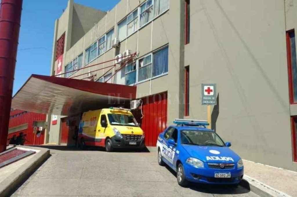 Hospital de Urgencias de Córdoba. Crédito: Gentileza