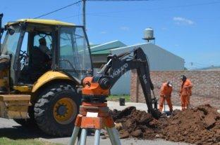 Provincia y Nación firmaron convenios para obras de saneamiento en Rafaela y Reconquista