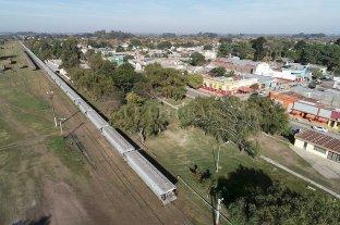 Tren de pasajeros Santa Fe - Laguna Paiva: empiezan a mejorar 38 kilómetros de vías