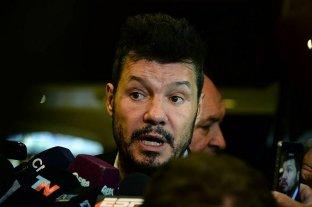 """La respuesta de Tinelli al comunicado de Boca: """"Es ajeno a la realidad"""""""