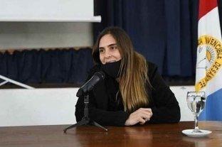 Florencia Molinero es la nueva secretaria de Deportes de la provincia de Santa Fe