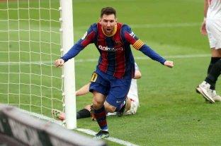 """La renovación de Messi con Barcelona """"progresa adecuadamente"""""""