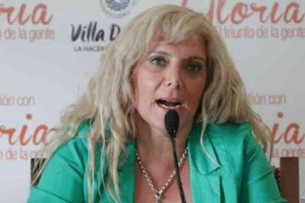 Gloria Pereyra,intendenta de la localidad cordobesa de Villa Dolores. Crédito: Imagen ilustrativa