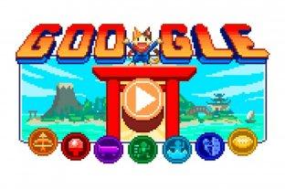 El divertido juego interactivo de Google sobre las Olimpiadas