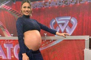 Pampita compartió en sus redes sociales las primeras fotos de su hija