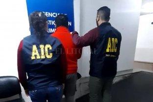 AIC detuvo a un hombre por un femicidio ocurrido en 2016