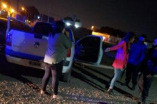 Detenidas por conducir a contramano y en estado de ebriedad por una avenida de Corrientes