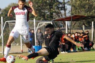 Colón perdió 1 a 0 ante Lanús en reserva