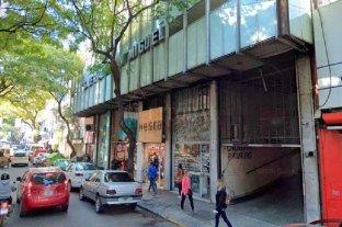 Roban oficinas de una galería céntrica de Rosario