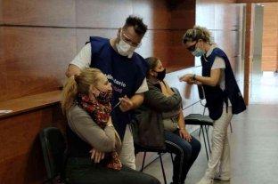 Venado Tuerto: con dos puestos más, el Hospital Gutiérrez duplica los turnos de vacunación Covid