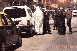Los asesinos del policía federal en Loma Hermosa dejaron un mensaje dentro del auto