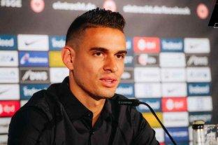 """Santos Borré en Alemania: """"quiero contagiar mi mentalidad ganadora"""""""