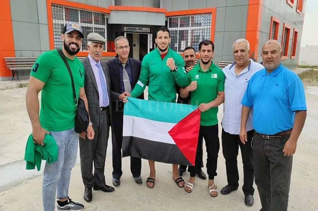 Un judoca argelino renunció a Tokio 2020 para no enfrentar a un israelí -  -