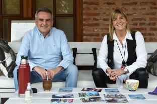 PASO: Agustín Rossi y Alejandra Rodenas confirmaron sus precandidaturas al Senado