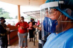 Paraguay detectó los primeros contagios con la variante Delta