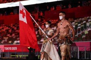 Pita Taufatofua, el abanderado de Tonga que se llevó todas las miradas