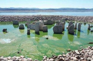 España: Dolmen de Guadalperal  vuelve a surgir de las aguas