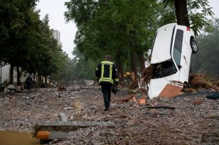 Ascienden a 180 los muertos por las inundaciones provocadas por las fuertes lluvias en Alemania