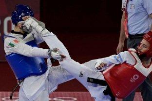 Taekwondo: Lucas Guzmán perdió la semifinal, pero irá por la medalla de bronce