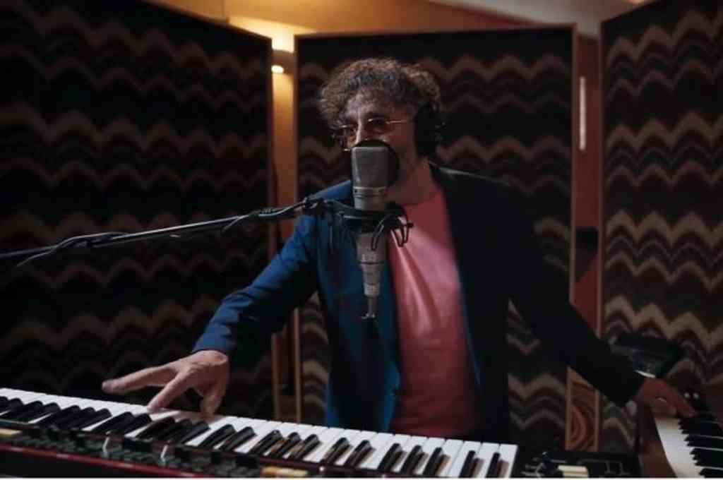 Fito Páez fue el gran ganador de la edición 2021 de los Premios Gardel a la música argentina. Crédito: Imagen ilustrativa